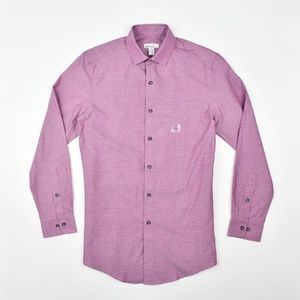 Bar III Men's Slim Fit Stretch Dress Shirt